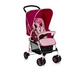 Hauck Sport II Disney Minnie Pink